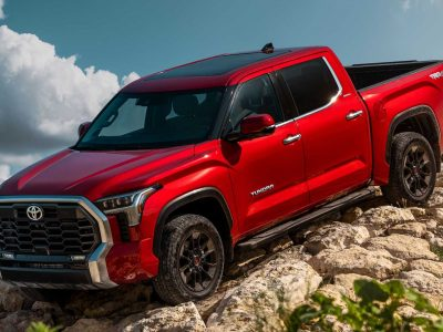 2022 Toyota Tundra Revealed: Full-Size Truck, Modern Muscle