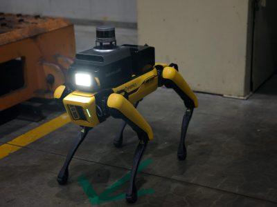 Hyundai και Boston Dynamics δημιούργησαν ρομπότ που διατηρεί ασφαλή τα εργοστάσια της