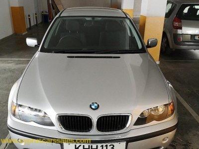 BMW 3 Series E46